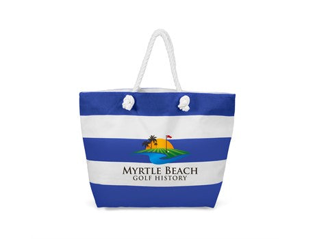 Coastline Beach Bag