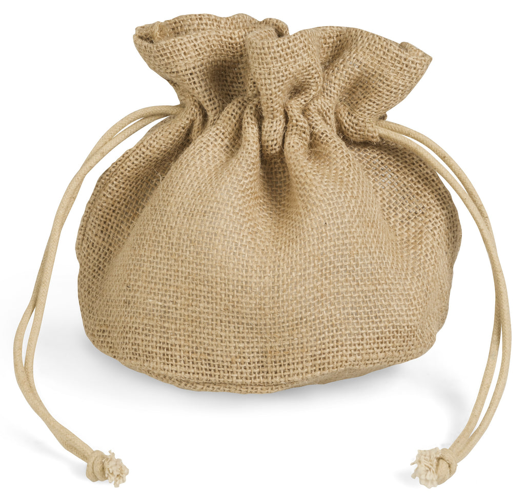 jute bag. Jute Pouch. Jute bags cape town. Eco friendly pouch. Giveaways. expo.