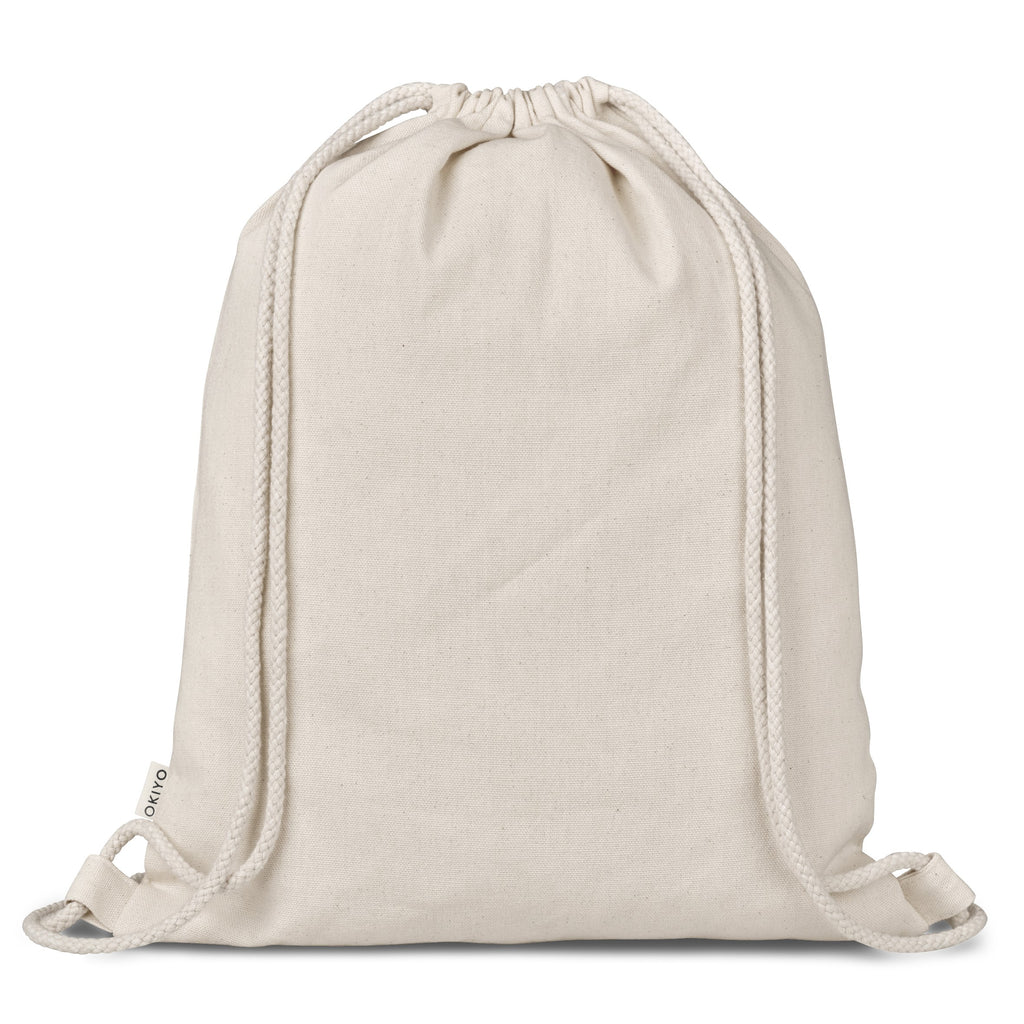 Okiyo Orei Cotton Drawstring Bag
