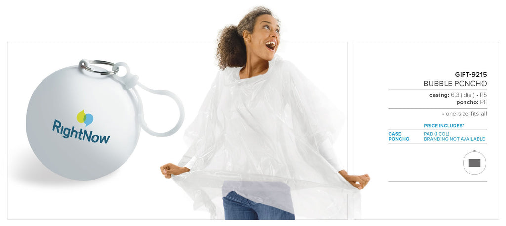 Bubble Poncho -  Only