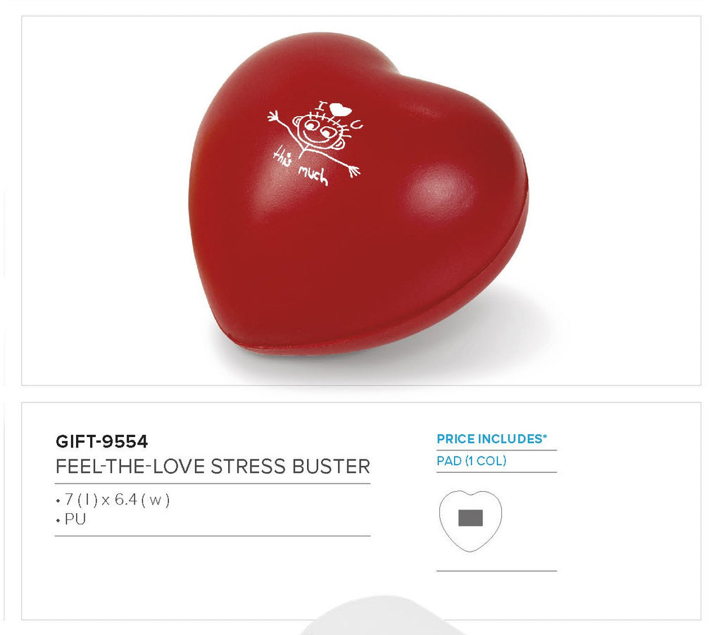 Feel-The-Love Stress Buster