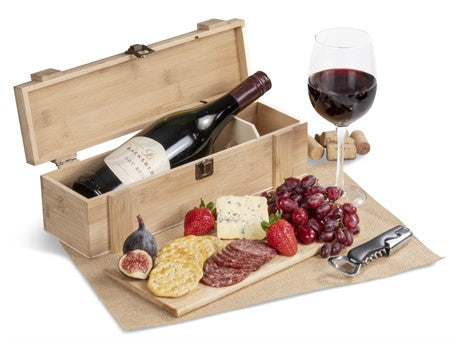 Decero Wooden Wine Box