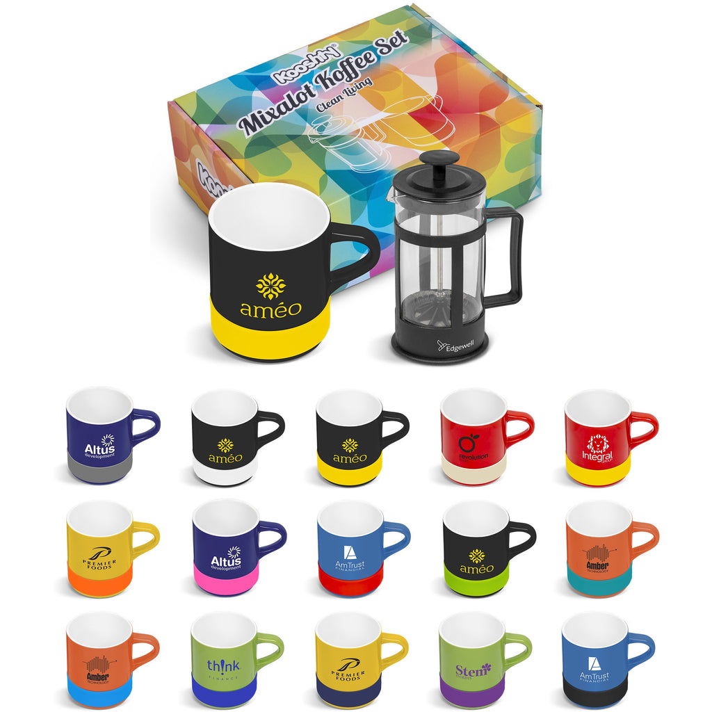 Kooshty Mixalot Koffee Set - 320ml