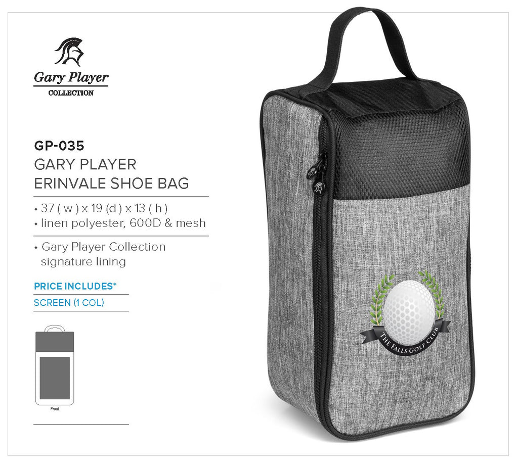 Gary Player Erinvale Shoe Bag