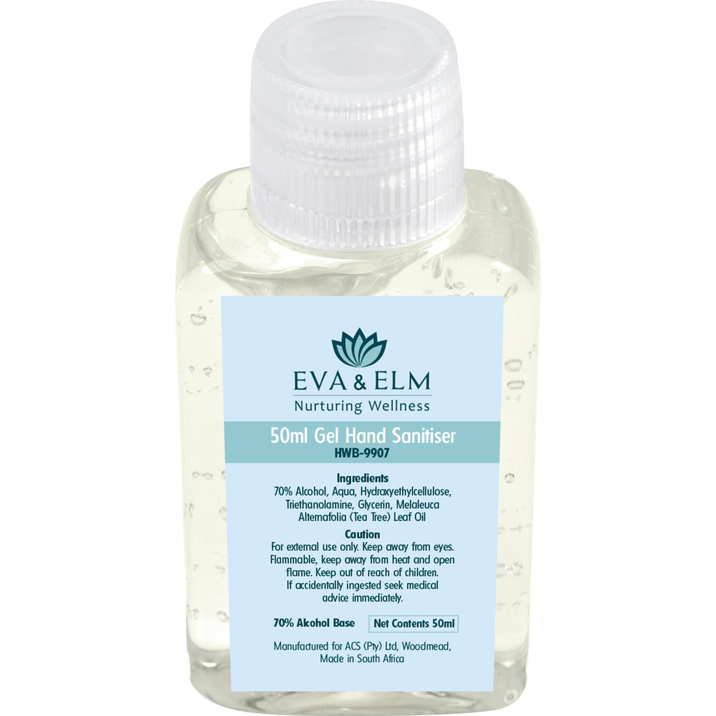 Eva & Elm Coppett Gel Hand Sanitiser - 50ml