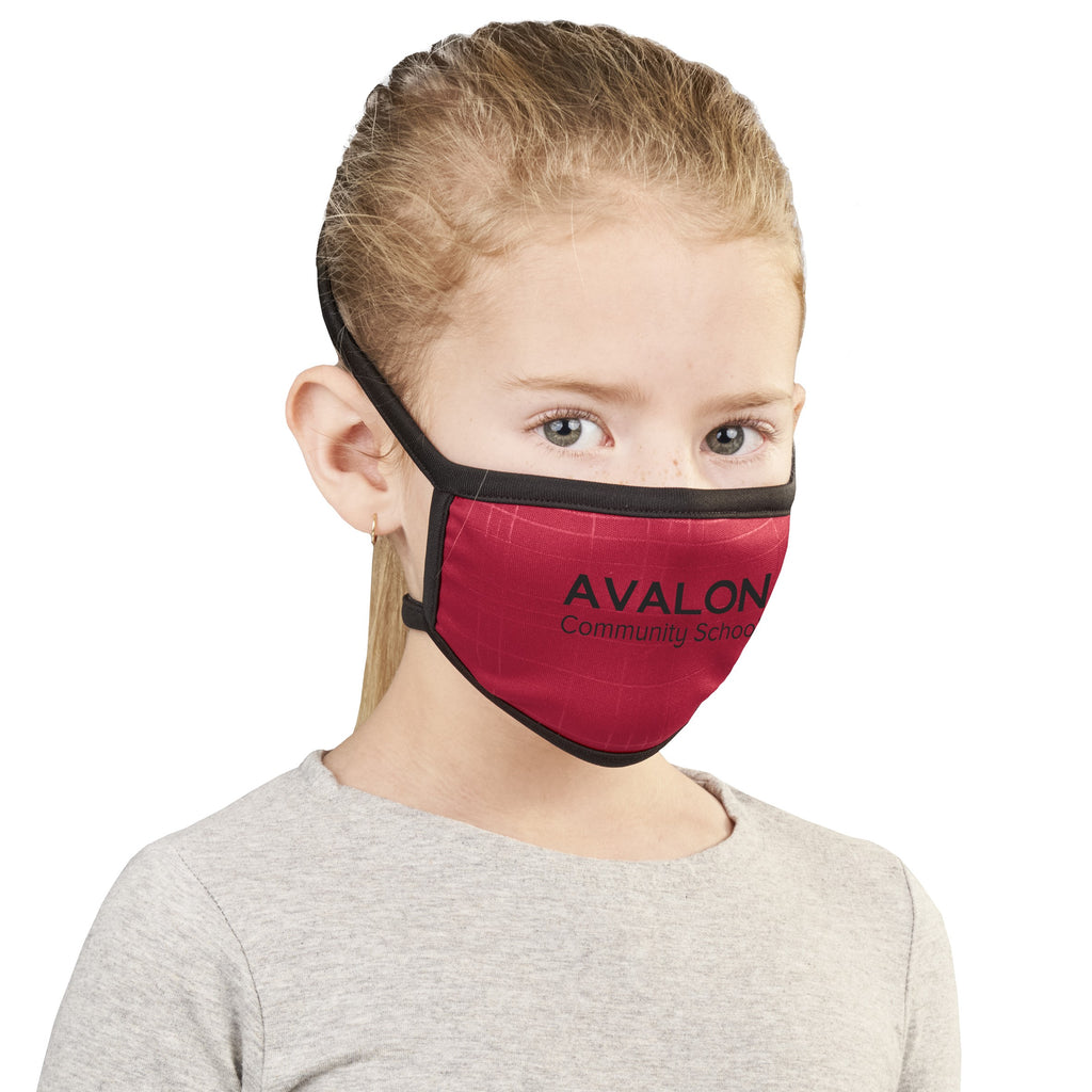 Eva & Elm Sullivan Double Layer Kids Face Mask