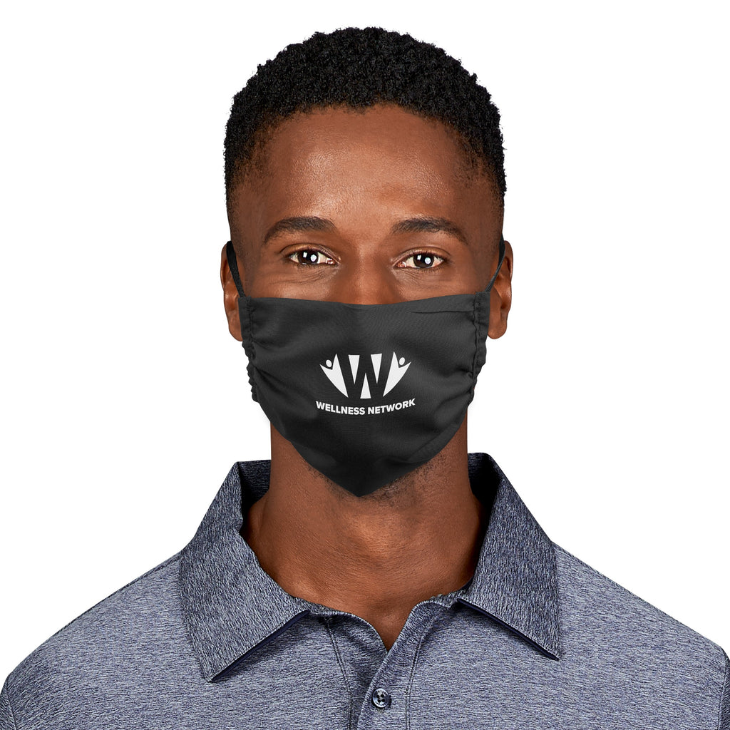 Eva & Elm Adults Polycotton Face Mask - Single -  Only