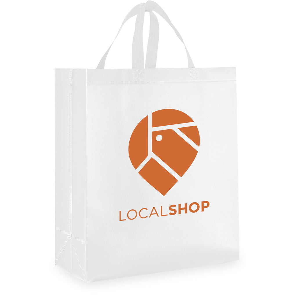 Pacific Laminated Non-Woven Shopper -  Only