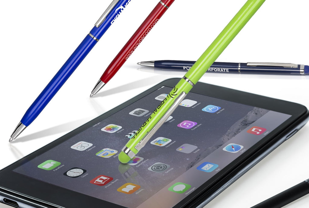 Slim Metal Stylus Pen