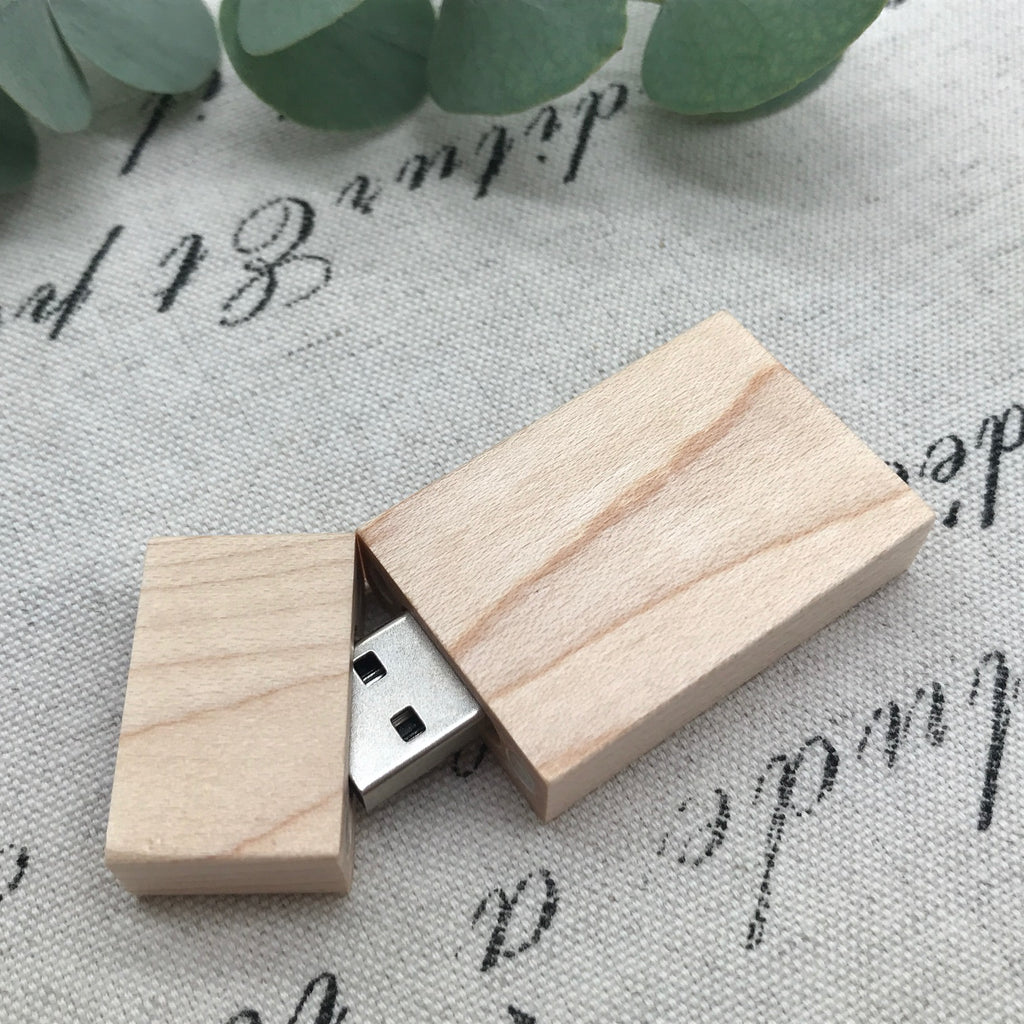 Maple Wooden USB 3.0