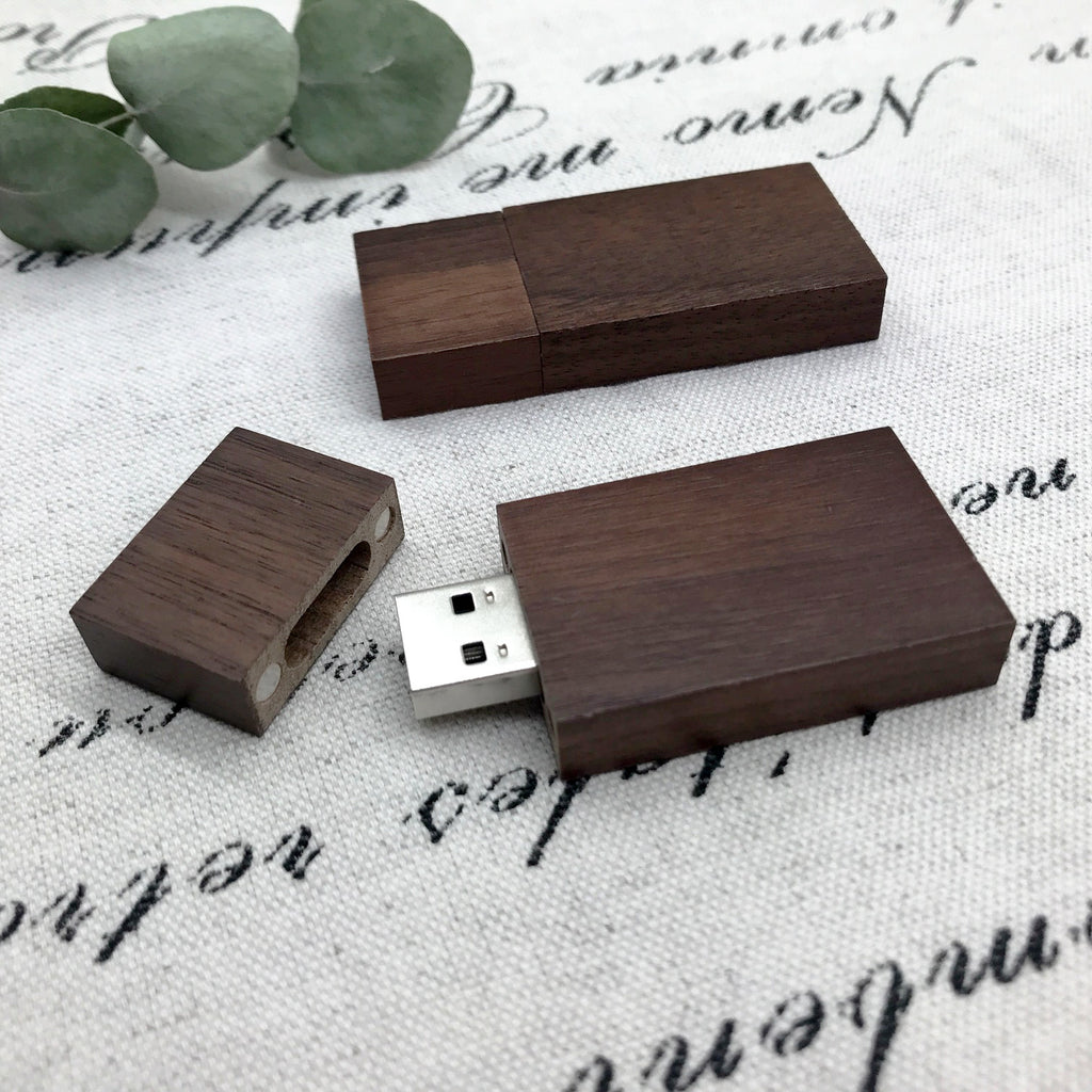 bespoke wood flash drive