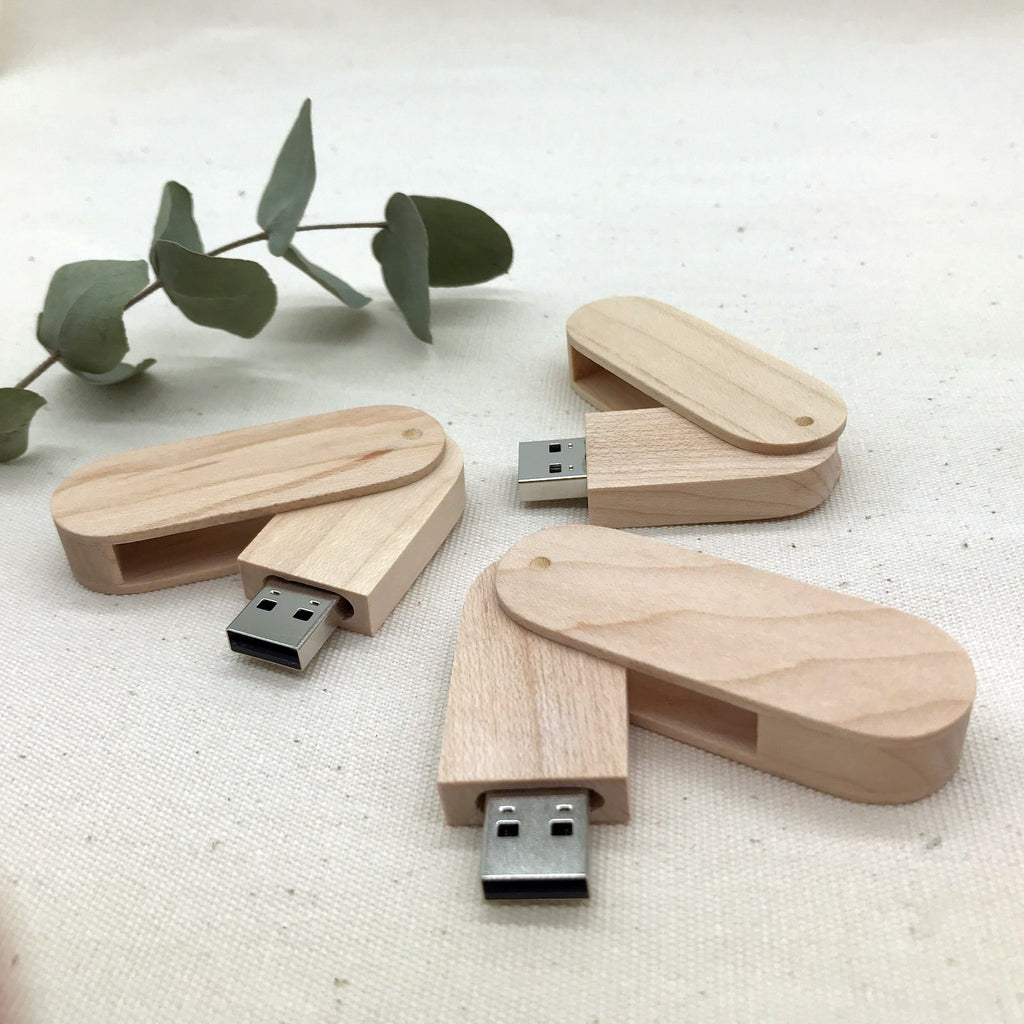 maple swivel usb