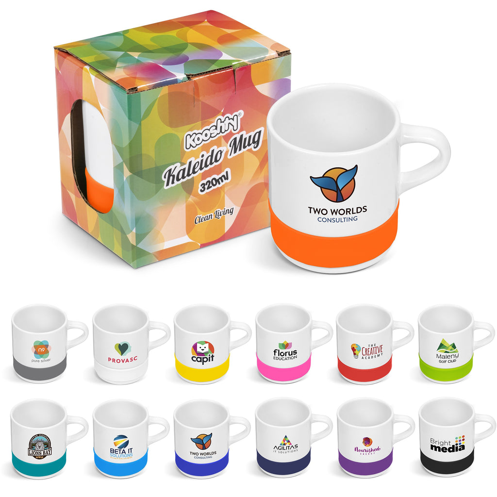 Kooshty Kaleido Sublimation Mug - 320ml