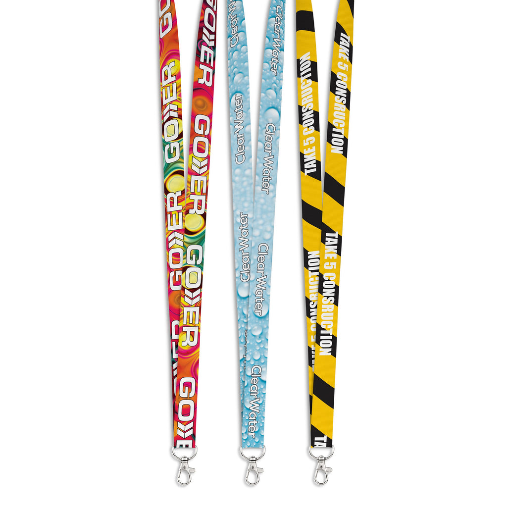 Petersham Lanyard With Snap Clip