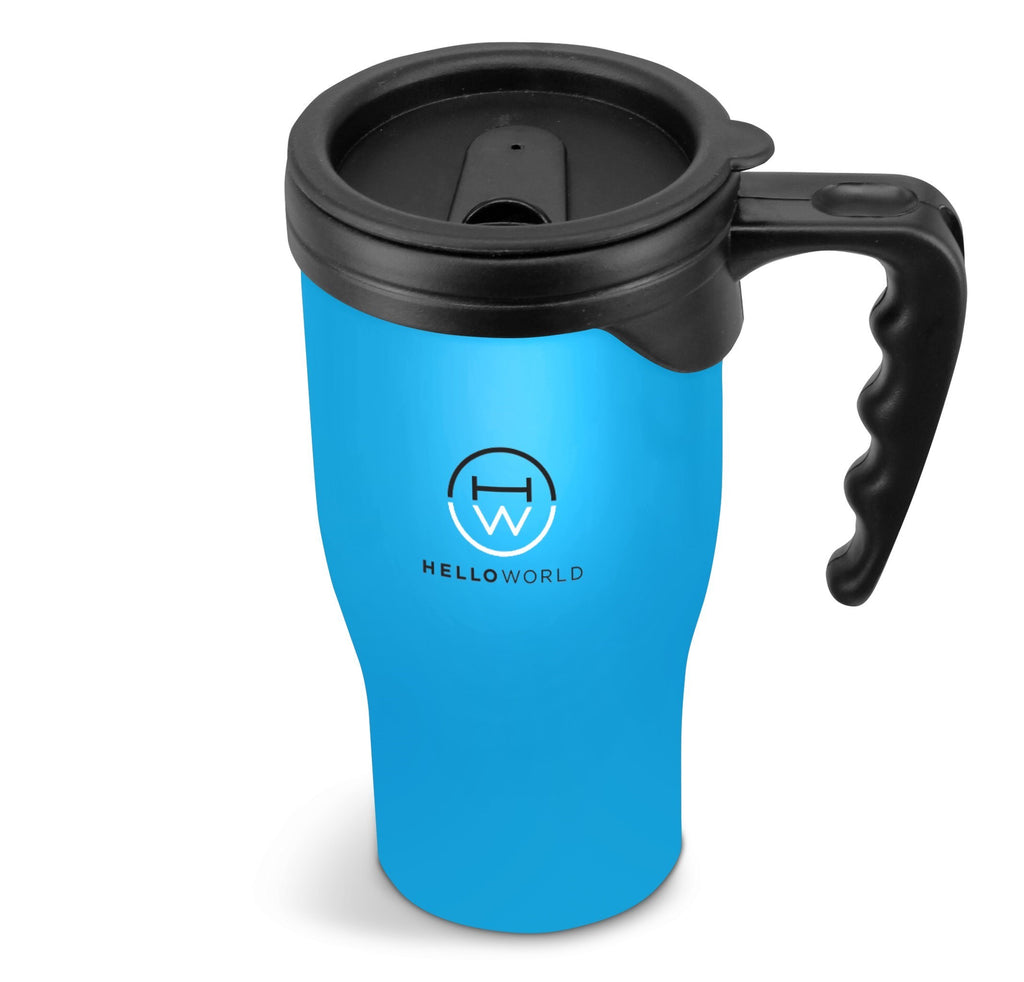 Jazzy Double-Wall Travel Mug - 410ml