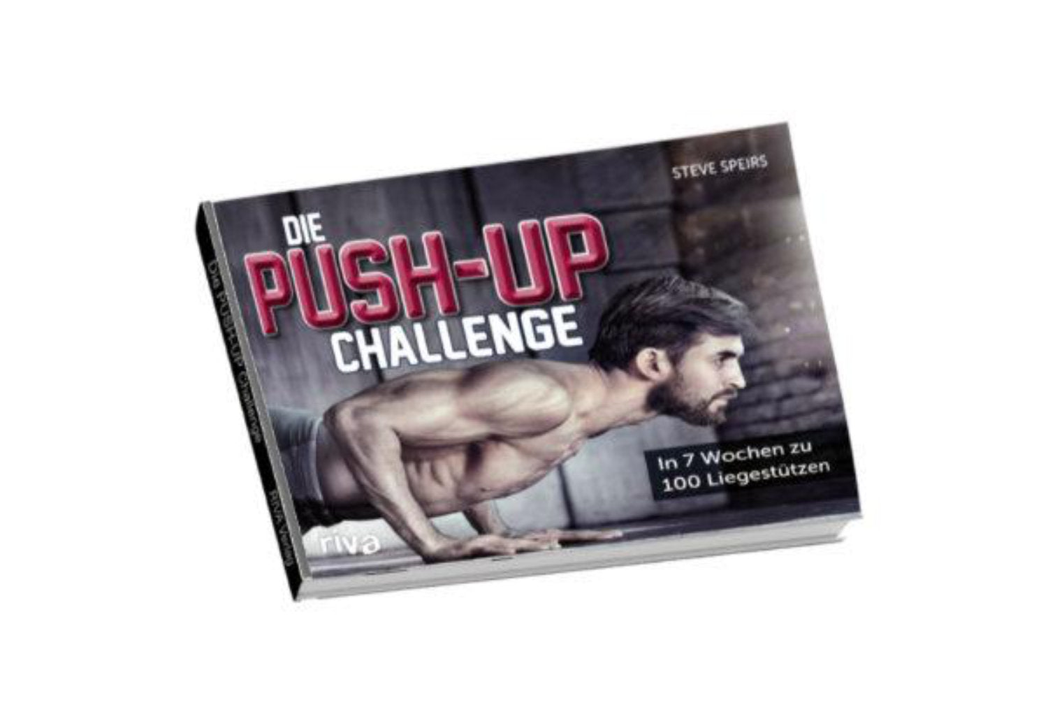 Die Push-up-Challenge Buch