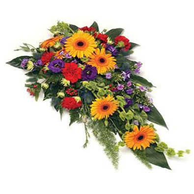Ventia - Vibrant Jewel - Funeral Spray
