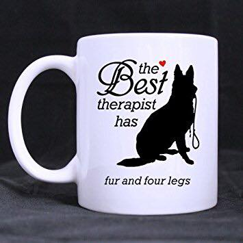 Best Therapist Mug