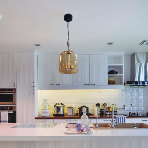 Amber Fall Led Pendant Light Bangalore