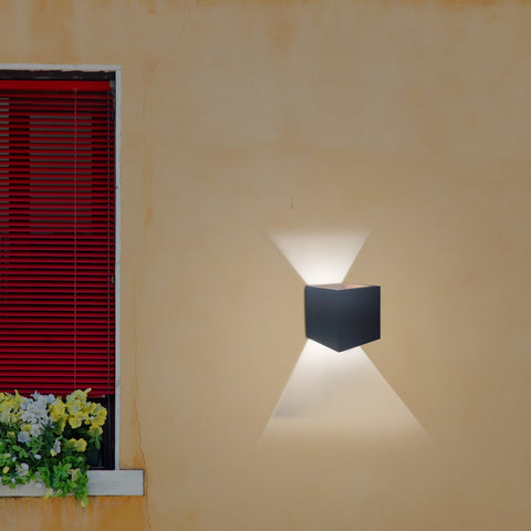 Ava Brown LED Outdoor Light India
