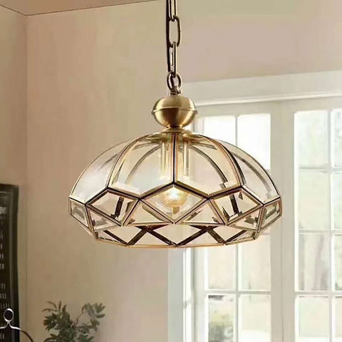Beautiful Brass Pendant Lamp Bangalore