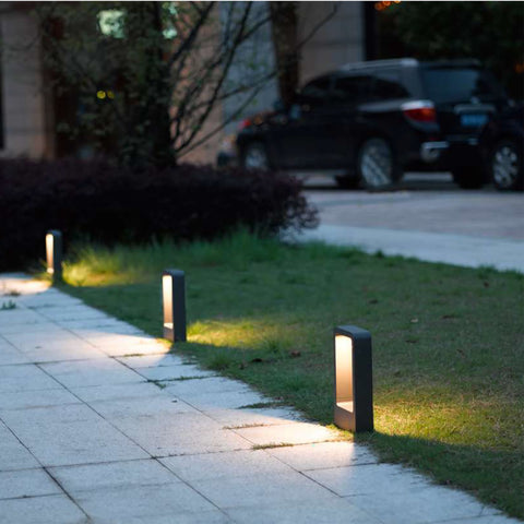 Bend LED Outdoor Bollard & Gate Light Bangalore