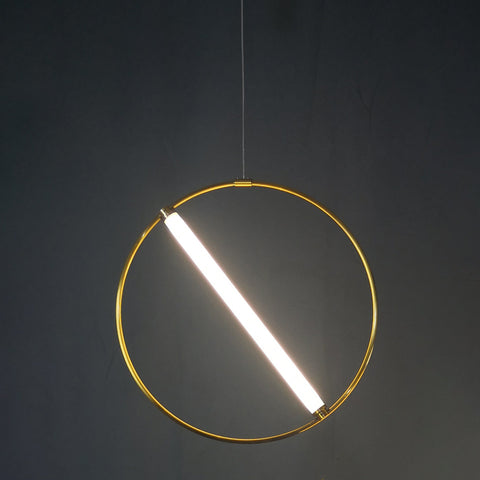 Big Ring LED Pendant Light Bangalore