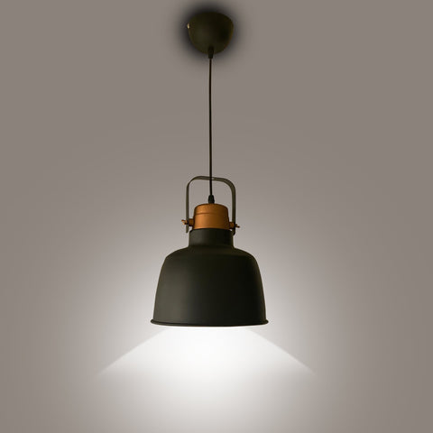 Black Lantern Pendant Light India