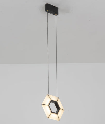 Black Square Hanging Light Bangalore