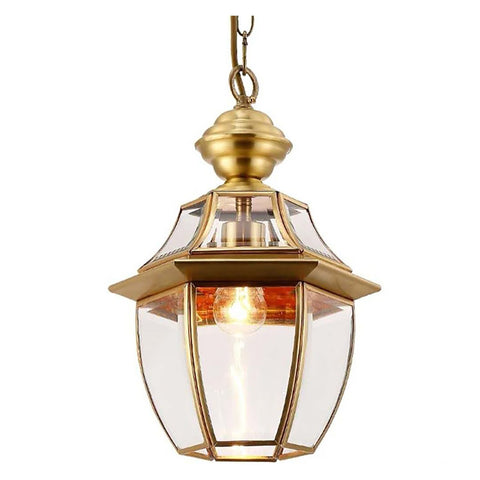 Brass Antique Pendant Light Shop