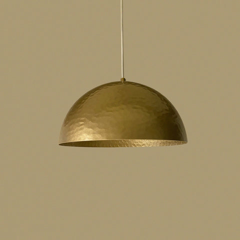 Brass Dome Pendant Light Store