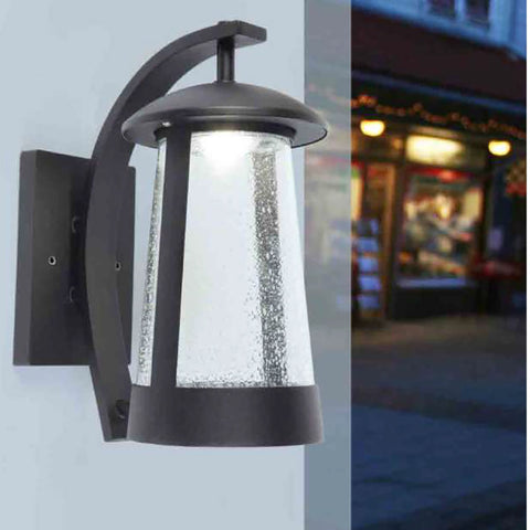 Bubble Glass Outdoor Wall Light India