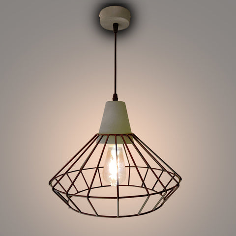 Buy Hawking Metal Pendant Light