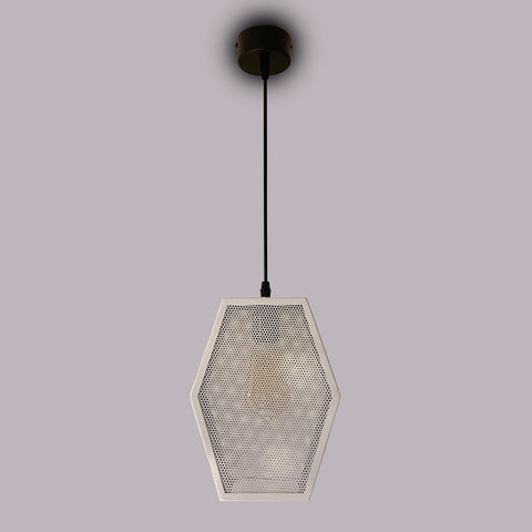 Buy White Crown Pendant Light