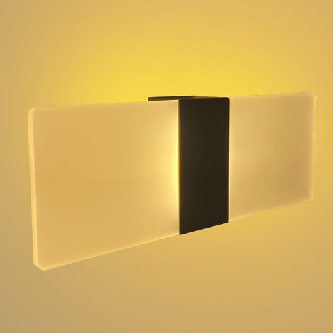 Cascade Whiteglass LED Wall Light Bangalore
