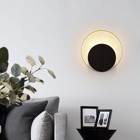 Circle of life wall light bangalore