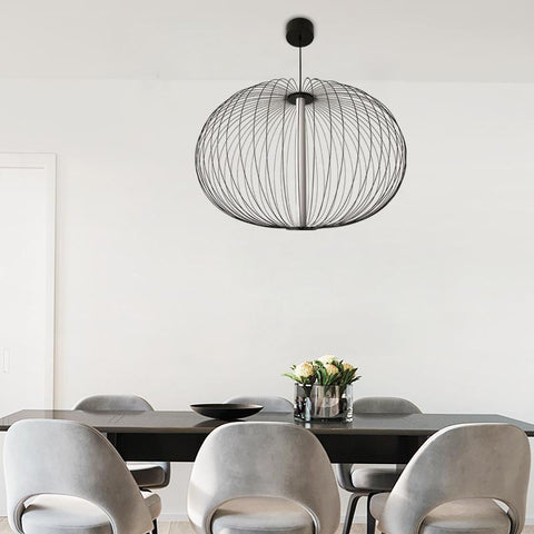 Coil Big Led Pendant Light India