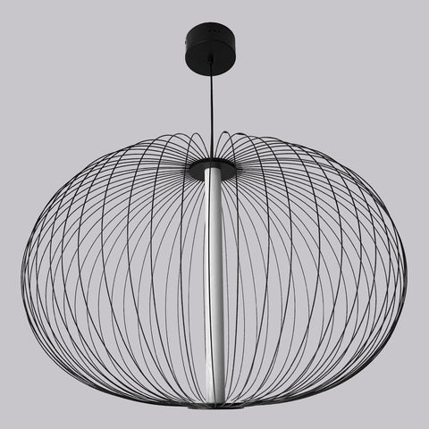 Coil Big Led Pendant Light Store