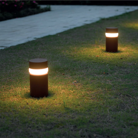 Coin LED Outdoor Bollard & Gate Light Shop
