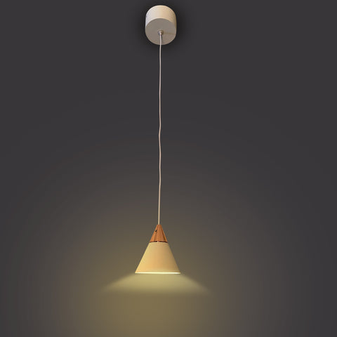 Conical Tiny LED Hanging Light India