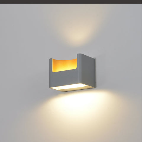 CoolGold White LED Wall Light Shop