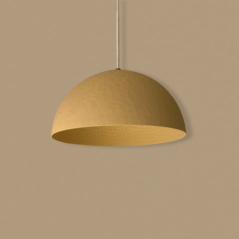 Cream Dome Pendant Light India