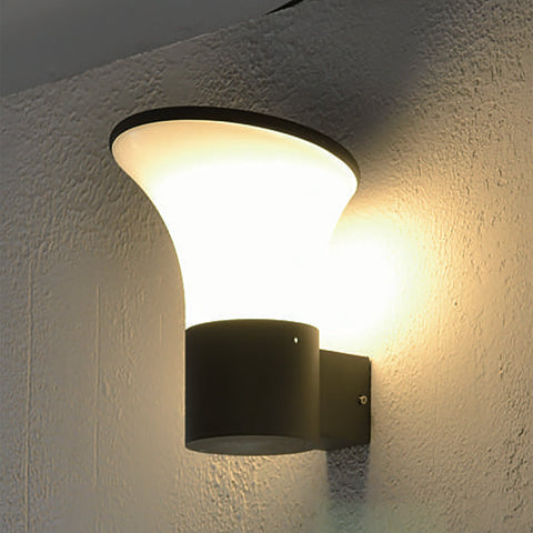 Curves Outdoor Wall Light India