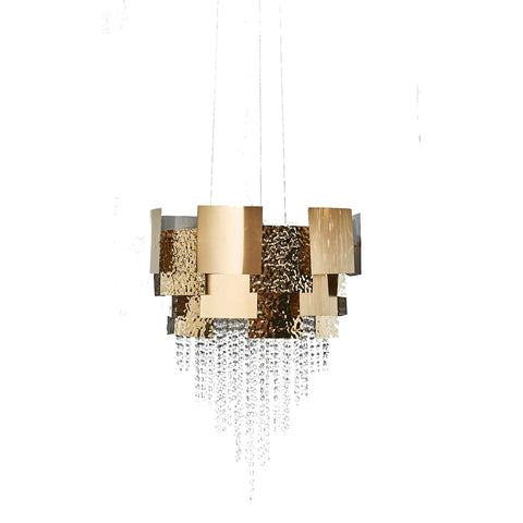 Diamond Drop Chandelier India