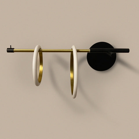 Double Bulbous Wall Light Bangalore