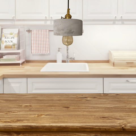 Earthy Hanging Light