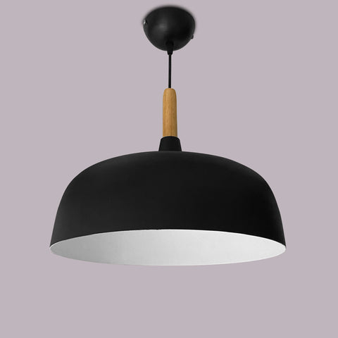Felton Black Pendant Light Store
