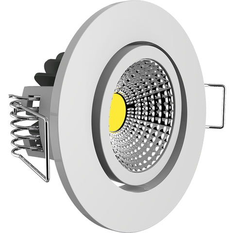 Flat Movable Round Recessed Lighting India