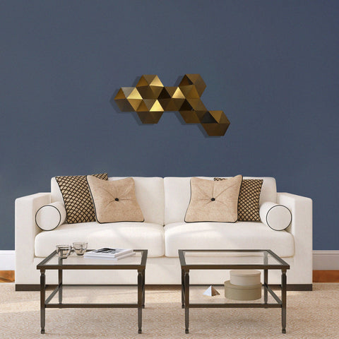 Flow Brass LED Wall Light online