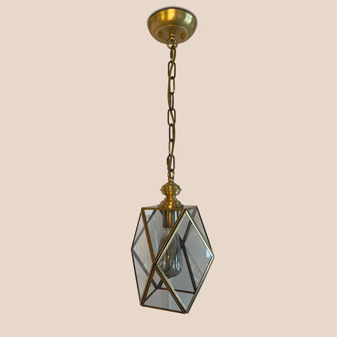 Ginger Hanging Light India
